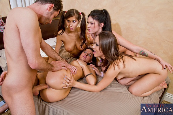Nude Latin Girls Fuck Party